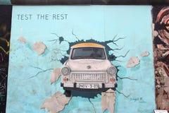 berlin wall Obraz Stock