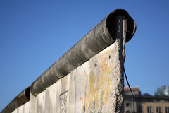 Berlin Wall Stock Photography