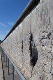 Berlin wall / berliner mauer Stock Images