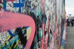 Berlin Wall Detail Royalty Free Stock Image