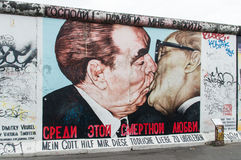 Berlin Wall Detail Stock Photos