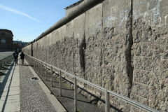 The Berlin Wall Royalty Free Stock Image