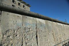 The Berlin Wall Royalty Free Stock Photo