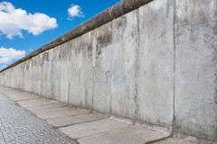Berlin Wall. Former State border royalty free stock photos