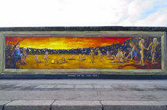 Berlin wall, germany Stock Images