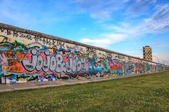 Free Berlin Wall - Germany Stock Images - 43567944