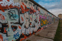Berlin Wall Germany Imagem de Stock Royalty Free