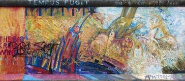 Berlin wall. Stock Photography