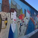 Berlin Wall Germany Graffiti lizenzfreie stockfotografie