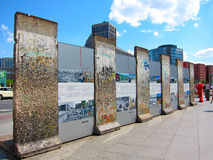 Berlin Wall, Germany Royalty Free Stock Photo