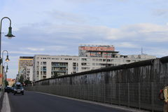 Berlin wall- Germany Stock Photo