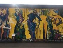 Berlin Wall Stock Photography