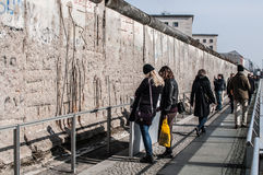 Berlin wall Stock Photos