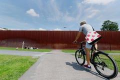 Berlin Wall Memorial fotografia stock