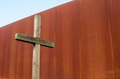 Berlin Wall Memorial Royalty Free Stock Image