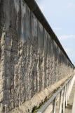 Berlin wall. Near the memorial Royalty Free Stock Photos