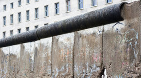 The Berlin Wall Stock Photos