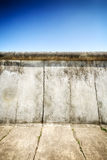 The Berlin Wall Royalty Free Stock Photo