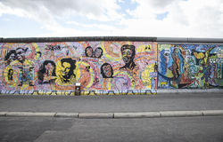 Berlin wall Royalty Free Stock Photography