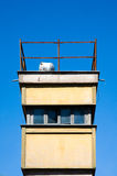 Berlin wall watch tower Royalty Free Stock Images