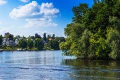 Berlin Wannsee Photo libre de droits