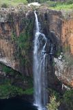 Berlin waterfall in Mpumalanga Stock Images