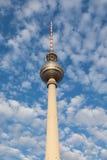 Berlin wierza TV Obraz Stock