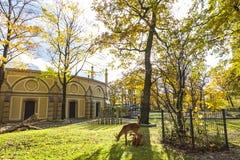 Berlin Zoological Garden fotografia de stock