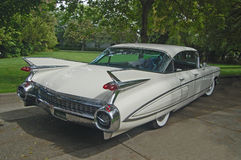 Berlina 1959 di Cadillac Deville Immagine Stock Libera da Diritti