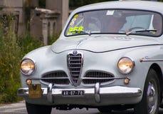Berlina eccellente 1955 di Alfa Romeo 1900 Fotografie Stock