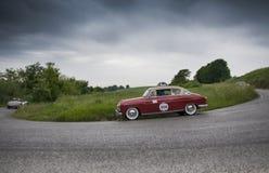Berlina 1954 van FIAT 1900 A Royalty-vrije Stock Foto