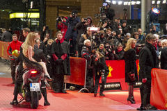 Berlinale 2013年 库存照片