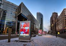 Berlinale Fotos de Stock