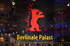 Berlinale Fotografie Stock