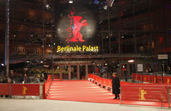 Berlinale 2008 Royalty Free Stock Images