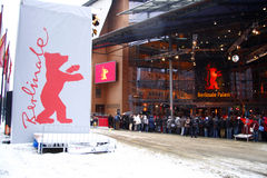 Berlinale Film festival Royalty Free Stock Photography