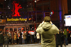 Berlinale Film festival Stock Images