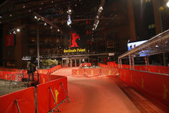 Berlinale Film festival Stock Photography