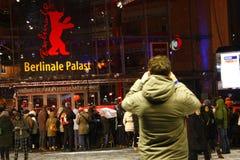 Berlinale-Filmfestival Stockbilder