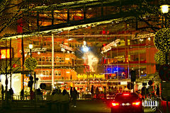Berlinale Palast Royalty Free Stock Photography