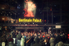 Berlinale Palast Stock Photo