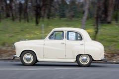 Berline 1953 d'Austin A30 Images libres de droits