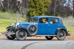 Berline de 1932 Ford B Image stock