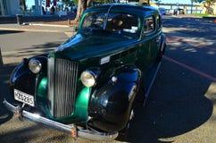 Berline 1600 de Packard 1938 image libre de droits