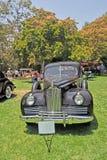 Berline de Packard Photo libre de droits