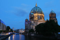 Berliner Dom. On the Island of museums - Berlin, Germany Royalty Free Stock Photos
