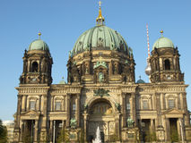 Berliner Dom Royalty Free Stock Photos