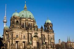 Berliner Dom Stock Image