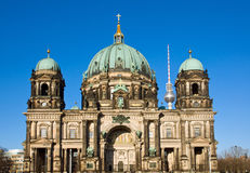 Berliner Dom Stock Photo