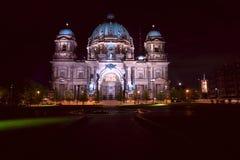 berliner dom fotografia royalty free